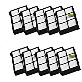 SHP-ZONE 10 pack HEPA Filter filters For iRobot Roomba 800 series 870 880 Vacuum Cleaning Robots Brand New