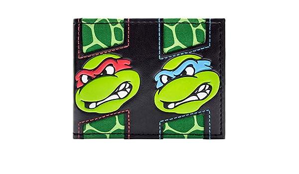 Cartera de Mirage Teenage Mutant Ninja Turtles múltiples ...