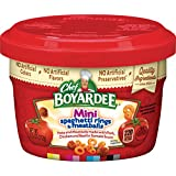 Chef Boyardee Mini Spaghetti Rings and Meatballs, 7.5 oz