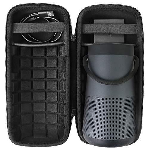 khanka Hard Travel Case Replacement for Bose SoundLink Revolve+ Plus Bluetooth Speaker