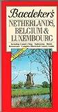 Baedeker's Netherlands, Belgium, and Luxembourg, Karl Baedeker, 0130560286