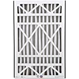 BestAir AB1625-11R Furnace Filter, 16 x 25 x 5, Trion Air Bear Replacement, MERV 11, 3 pack