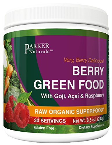 Superfood Raspberry Organic Nutrition Gluten product image