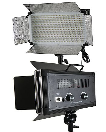 Amazon Fancierstudio 500 Led Video Light With Dimmer Switch