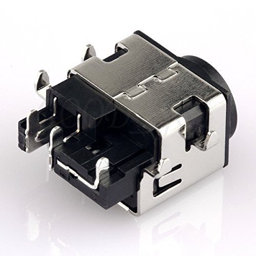 YDLan Replacement DC POWER PLUG AC INPUT CONNECTOR Charge Port For Samsung NP510R5E NP470R5E R480 NP-R480 R525 NP-R525 R528 NP-R528 R530 R540 R580 R582 R710 R730 R780 N150 N220 NC110 QX410 QX411 QX510