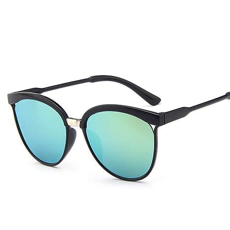 LIUYIAO Moda Gafas De Sol Coloridas Tendencia Retro Gafas De ...