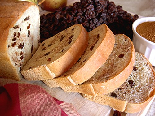 The Prepared Pantry California Raisin Gourmet Bread Machine Mix (for oven also) (21.8 oz)