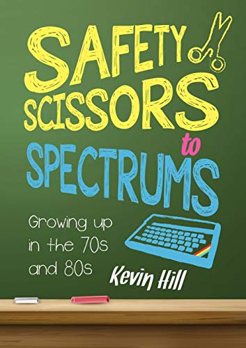 Safety Scissors to Spectrums: Growing up in the 70's and 80's