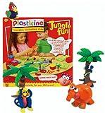 : Plasticine Jungle Fun