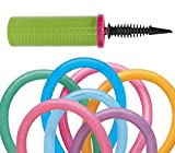 Best Counts With Balloon Pumps - Qualatex 260Q. Twisting Animal Balloons. Vibrant Assortment Latex Review
