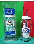 Kefir Fermenter 0.6L/20oz with Dry Kefir Grains