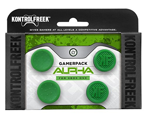 KontrolFreek GamerPack Alpha Thumb Grips for Xbox One Controller