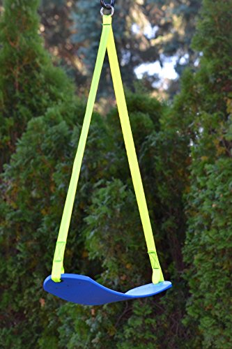 zip line trolley with seat - 4