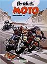 Les fondus de moto, tome 1 par Cazenove