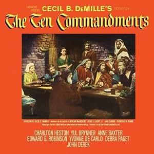 Los 10 Mandamientos / The Ten Commandments
