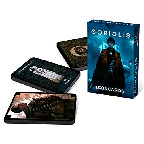 Coriolis: Icon Card Deck