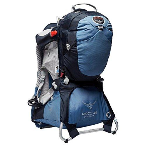 Osprey Poco AG Premium Child Carrier, Blue, One ()