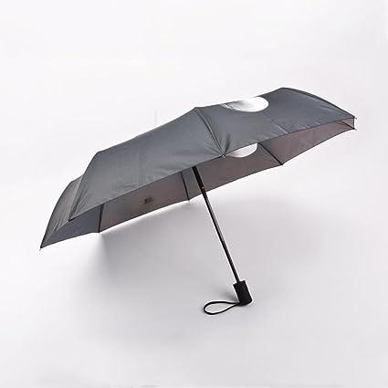 ZILANG Creative Desprecio Paraguas Paraguas Dedo Individual ...