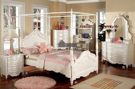 Full Size Bed by Furniture of America (Image #1)