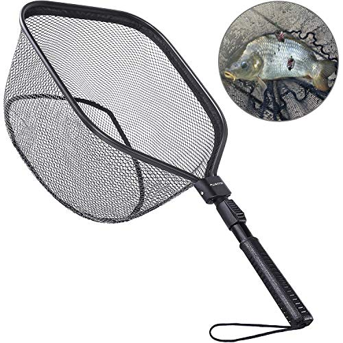 PLUSINNO Fly Fishing Net, 16