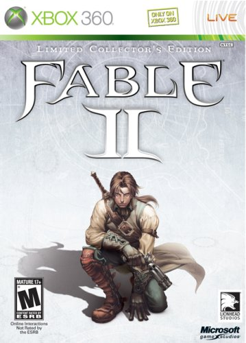 Fable II: Limited Collectors Edition for sale  Delivered anywhere in USA