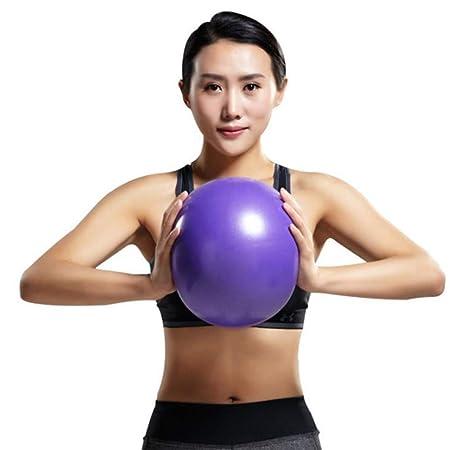 ZENWEN Mini Pelota De Yoga 25 Cm Pelota De Masaje Pilates ...