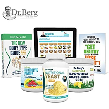 Dr. Bergs Keto Kit (with Bonus Meal Maker)