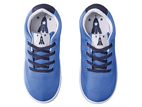 Kleinkinder Jungen Sneaker - Im sportlichen Design Blau