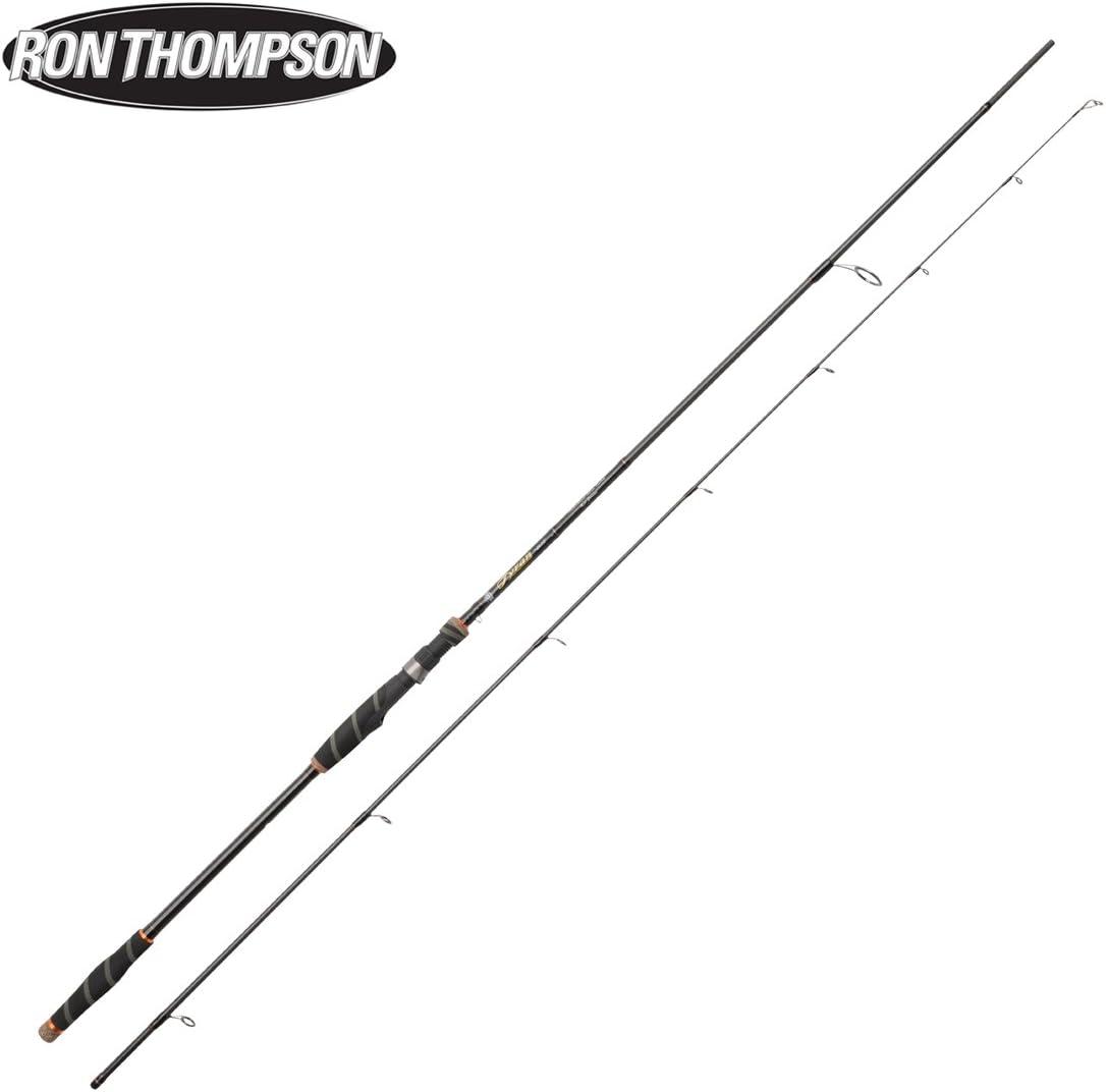 Bastón Ron THOMPSON Tyran nx-spin 10 300 cm 8 – 34 G – 2sec ...