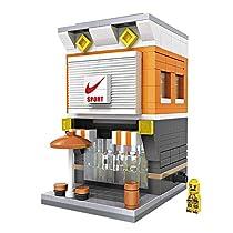 Oferta en Juguete de construcción - Bloques tamaño mini