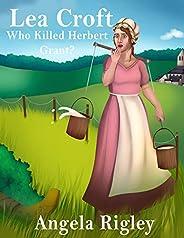 Lea Croft: Cozy murder/mystery