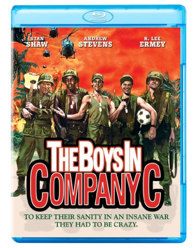 The Boys in Company C [Blu-ray]