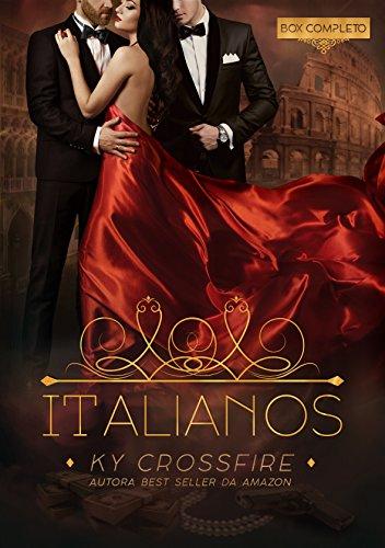 Italianos Box Completo: Edição especial com Capítulo Bônus