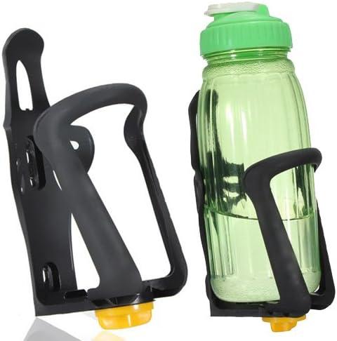 FamilyMall - Soporte de bidón para bicicleta (ajustable): Amazon ...