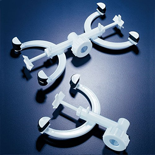 Globe Scientific Clamp, single place, for use with burettes - GLO by Globe