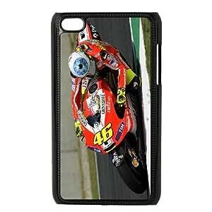 Ipod Touch 4 Phone Case Black Valentino Rossi AZ9737638