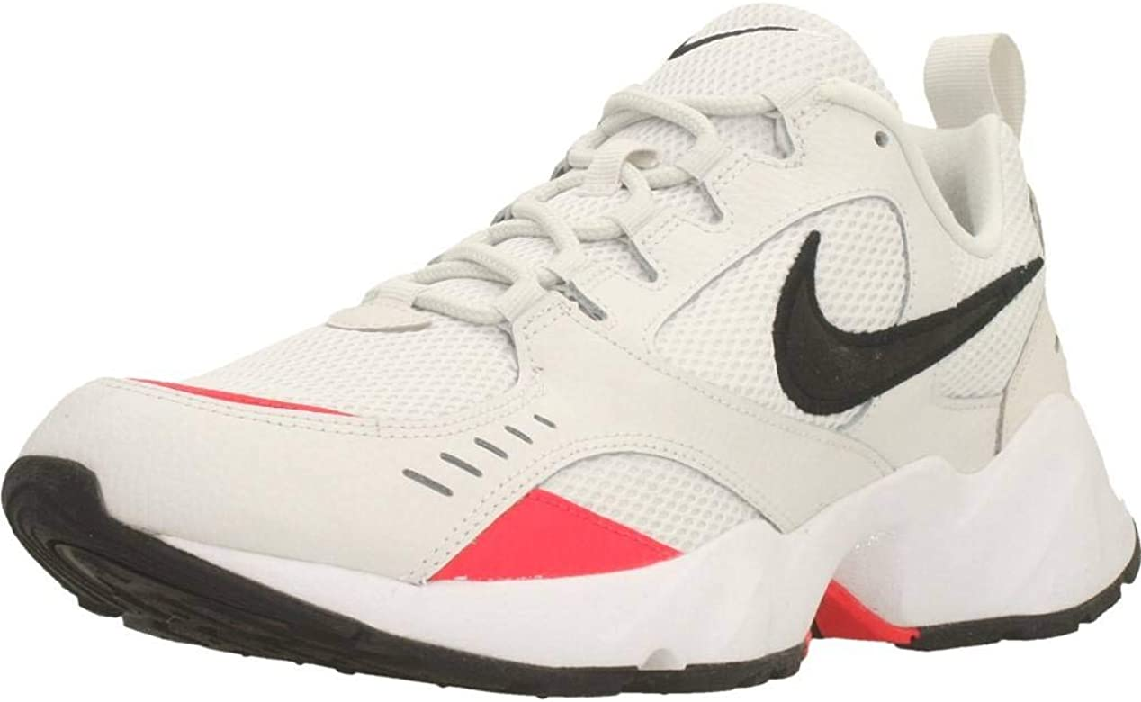 Nike Air Heights, Zapatillas de Trail Running para Hombre, Multicolor (Platinum Tint/Black/Red Orbit/White 1), 38.5 EU: Amazon.es: Zapatos y complementos