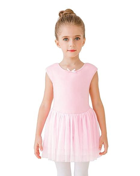 5a85ea4755ca3 STELLE Girl's Sweetheart Neckline Tank Top Tutu Dress Leotard for  Dance/Gymnastics/Ballet(Toddler/Little Girls/Big Girls)