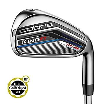 Cobra New Golf Clubs 2017 King F7 One - Juego de 5 Láminas ...