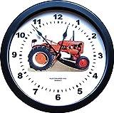 "New Massive Allis Chalmers Model B Tractor Profile 14"" Wall Clock"