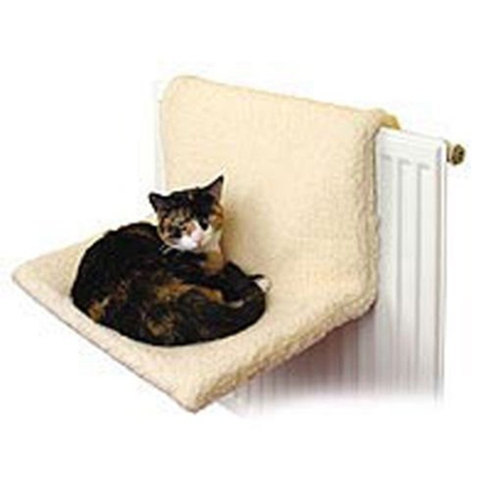 Ardisle Dog Cat Pet Animal Kitten Puppy Radiator Warm Fleece Basket Cradle Bed Hammock
