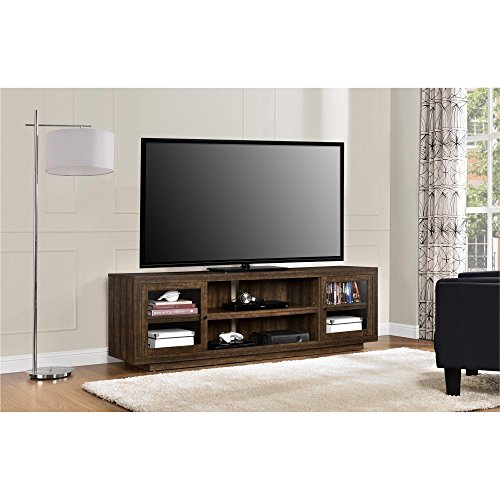 Ameriwood Home Bailey TV Stand, Espresso ()