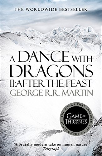 [A Dance With Dragons (Part One): Dreams and Dust: Book 5 of a Song of Ice and Fire] (By: George R. R. Martin) [published: March, 2014] (A Dance With Dragons 1 Dreams And Dust)