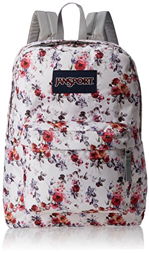 JanSport Superbreak Backpack- Sale Colors (Floral Memory),One -