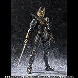 Garo ~ who illuminate the darkness ~ Makai moveable Golden Knight Gallo Nagarekiba Ver. Height about 19cm ABS & PVC made of PVC