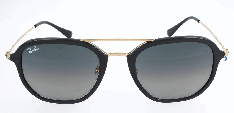 RAY-BAN 0Rb4273 Gafas de Sol, Black, 52 Unisex