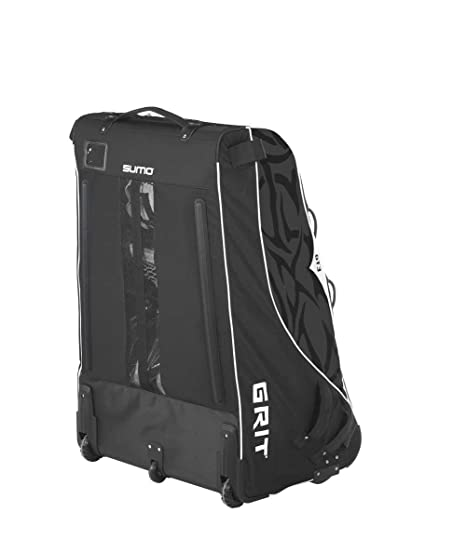 95d26947840 Amazon.com   Grit Inc. GT3 SUMO Goalie Hockey Tower Bag 36-Inch Black    Sports   Outdoors
