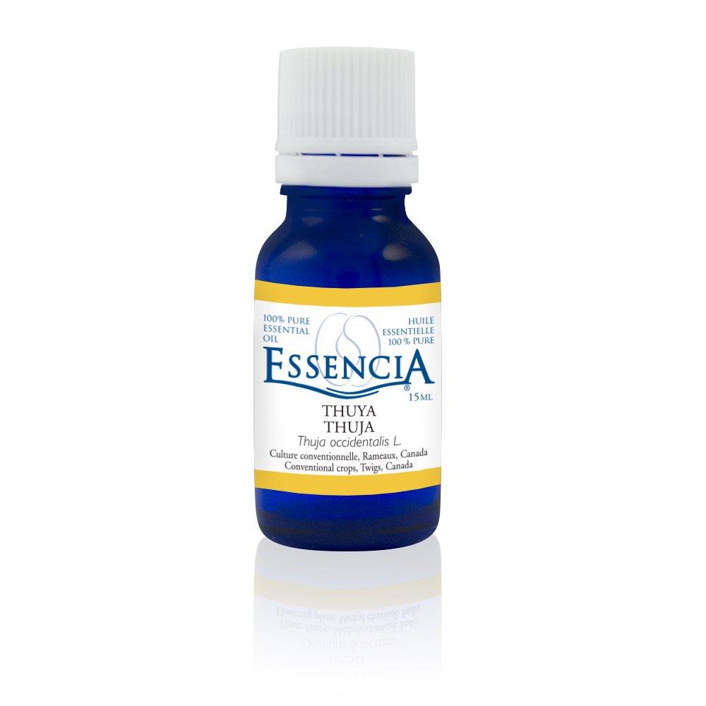 Essencia - Cedar leaf (THUJA) E.O. 15 ml Homeocan