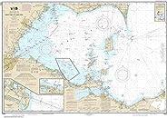 Noaa Chart 14830 West End of Lake Erie; Port Clinton Harbor; Monroe Harbor; Lorain to Detroit River; Vermilion