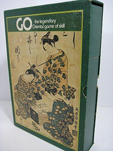 GO Board Game - A 3M Bookshelf Classic - 1973